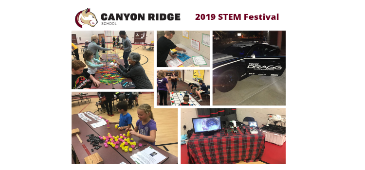 Canyon Ridge STEM Festival